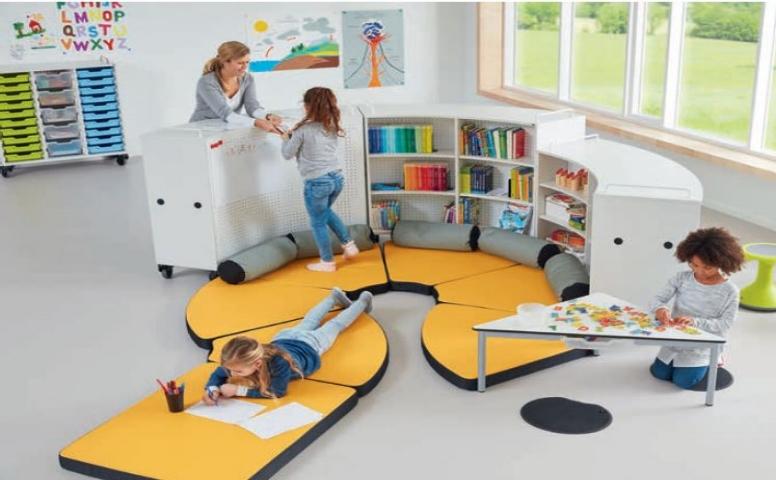 VS - Landscape Floor Pads