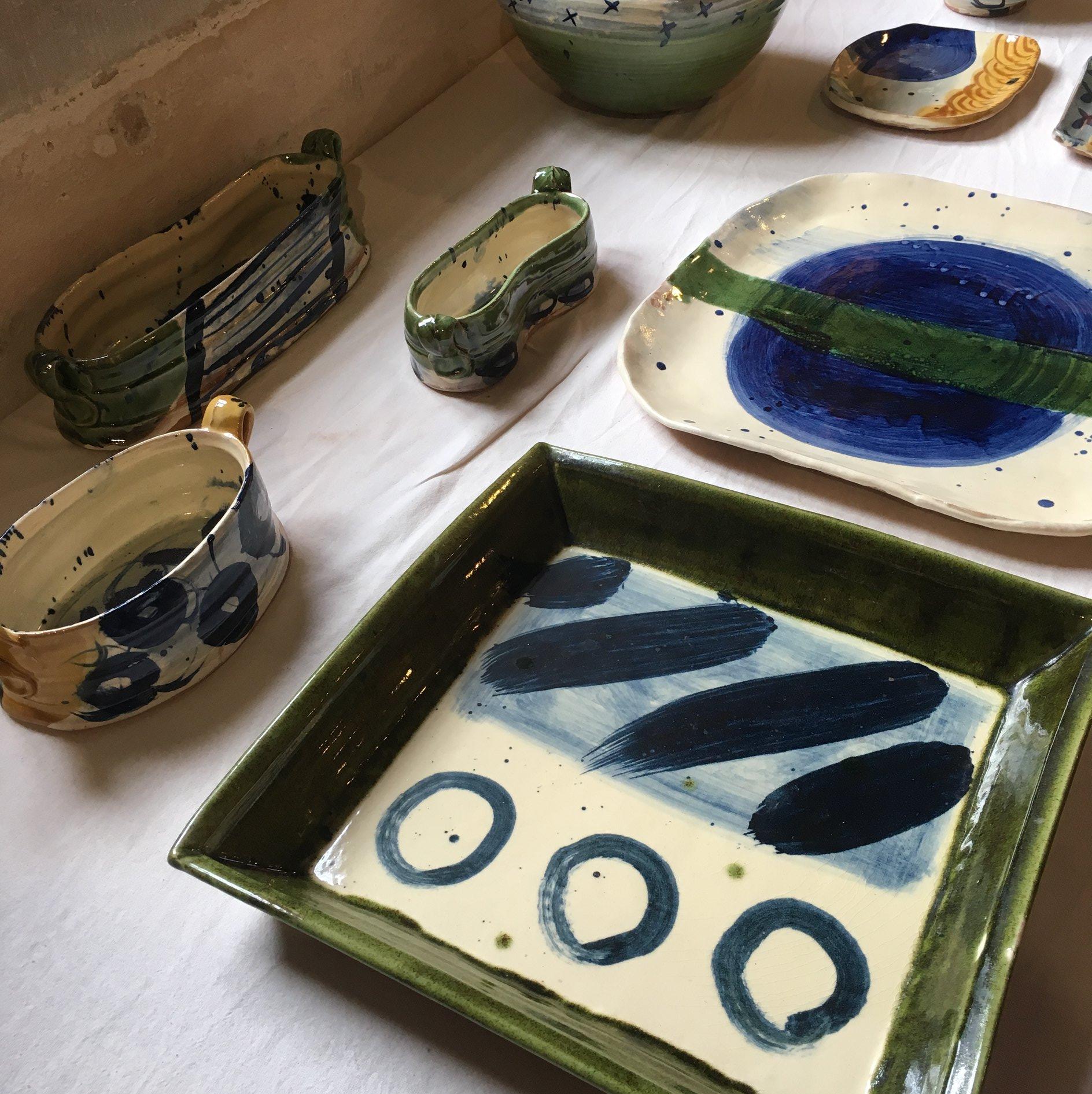 Ceramics by Nigel Lambert
