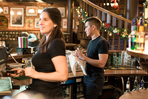 Front of House - POS consulting,customer service training, food + drink audit/flow