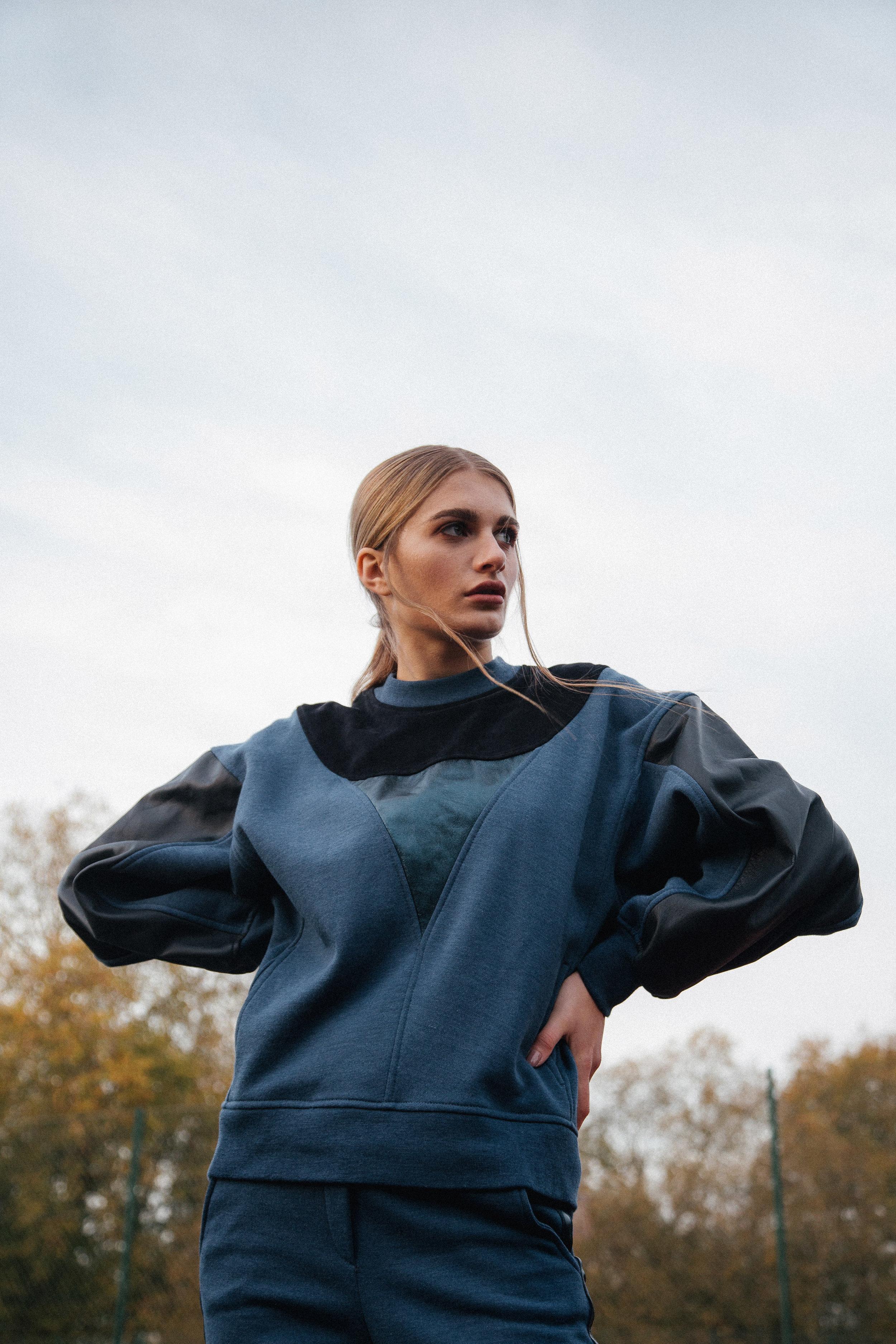 For - Pritch London  Model - Barbara Majder @ The Squad  Stylist - Yasmine Sabri  H/MUA - Tash Sultana  //
