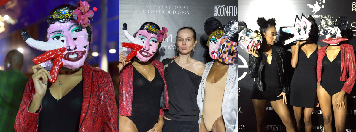 Los Angeles Style Fashion week 2017