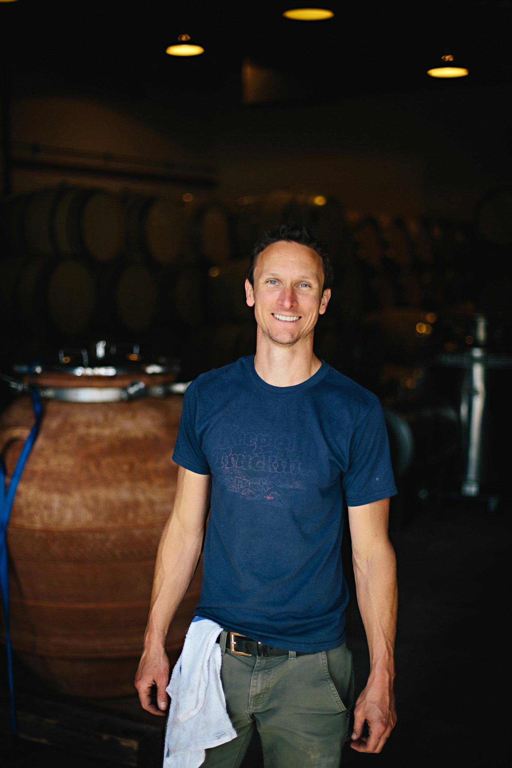 AARON KENDALL - Assistant Winemaker