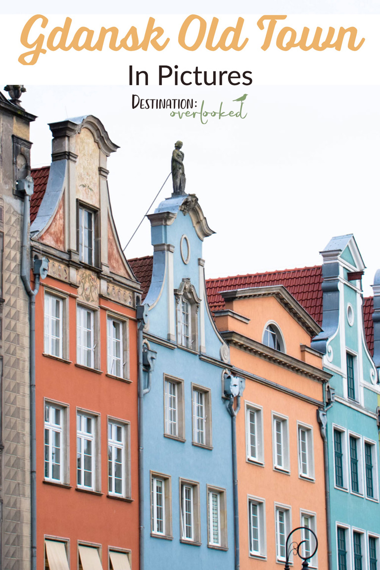 Gdansk, Poland Old Town in Pictures #europetravel #poland #baltic