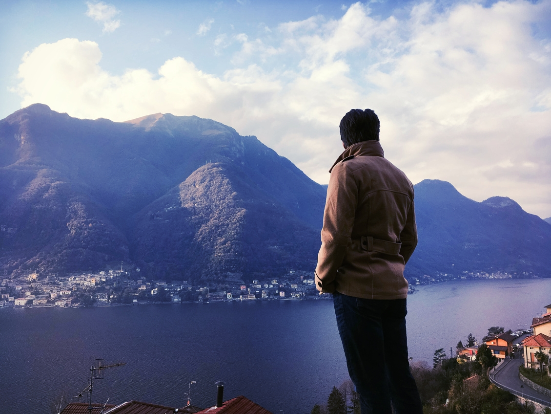 Lake Como In December: The Perfect Setting For an Insta-Worthy Photo Shoot