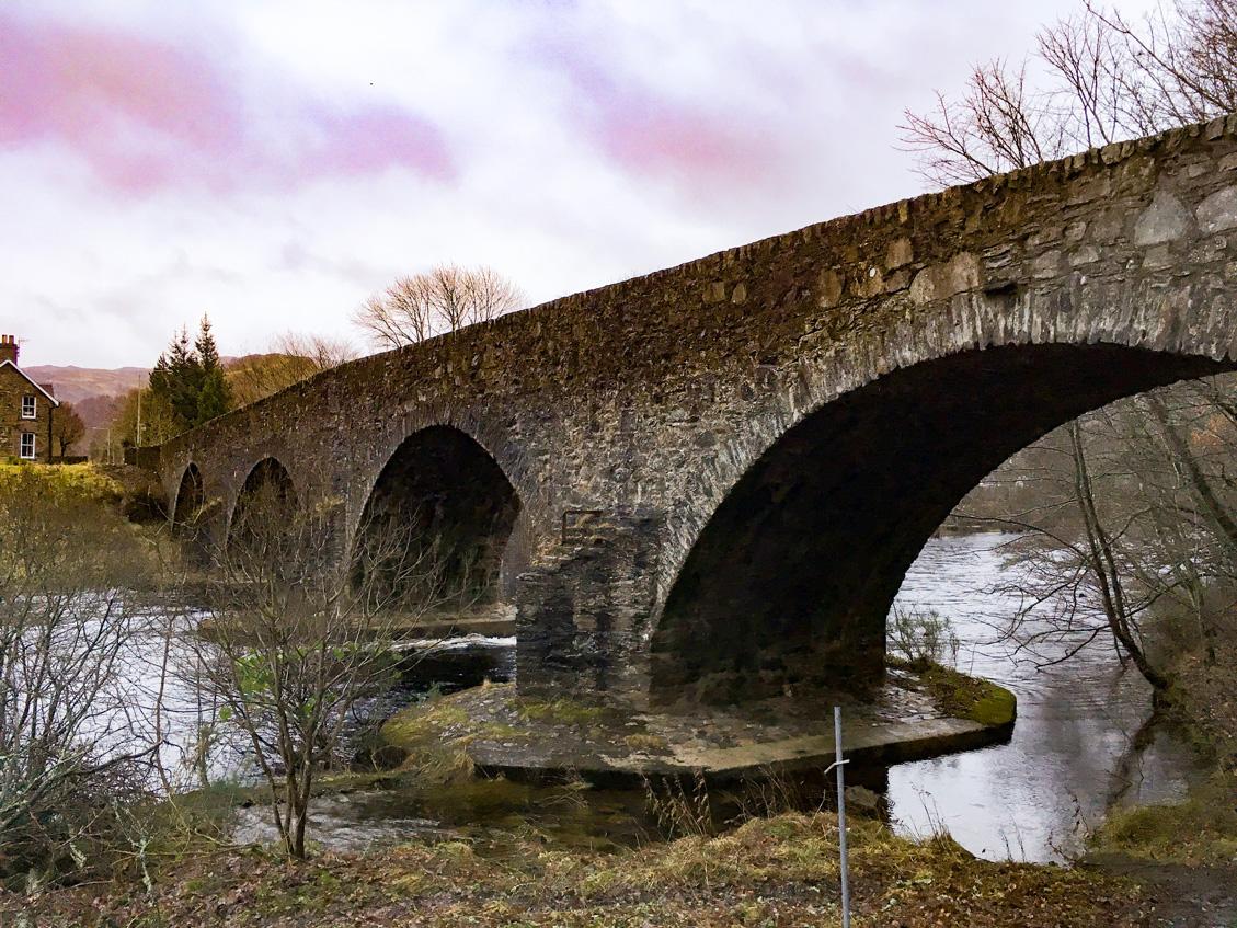 Bridge over the River Tummel