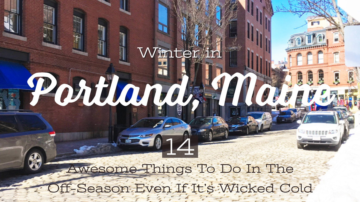 Dating scen Portland Maine