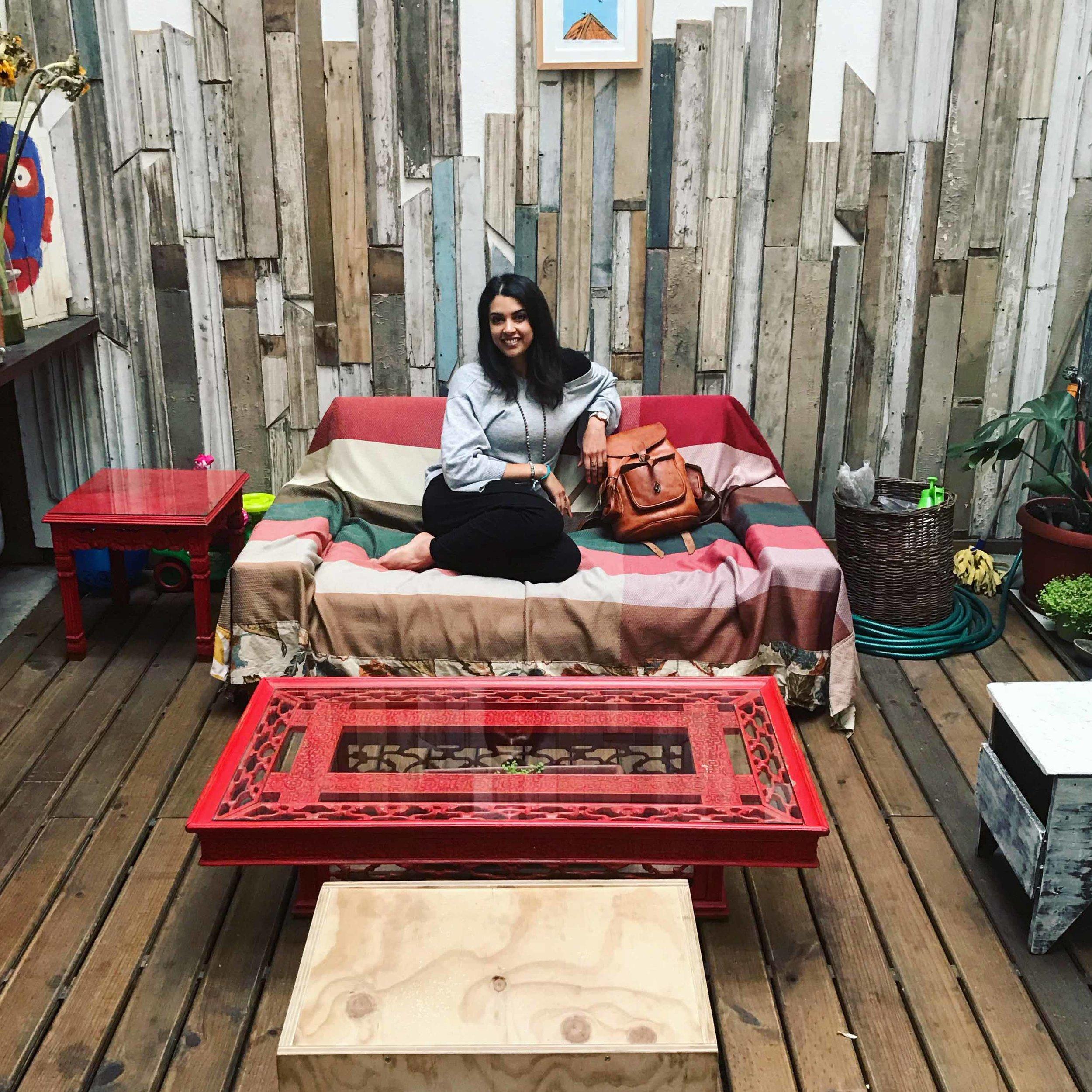Guatape Colombia - Kiara From Yin Yang Yogi