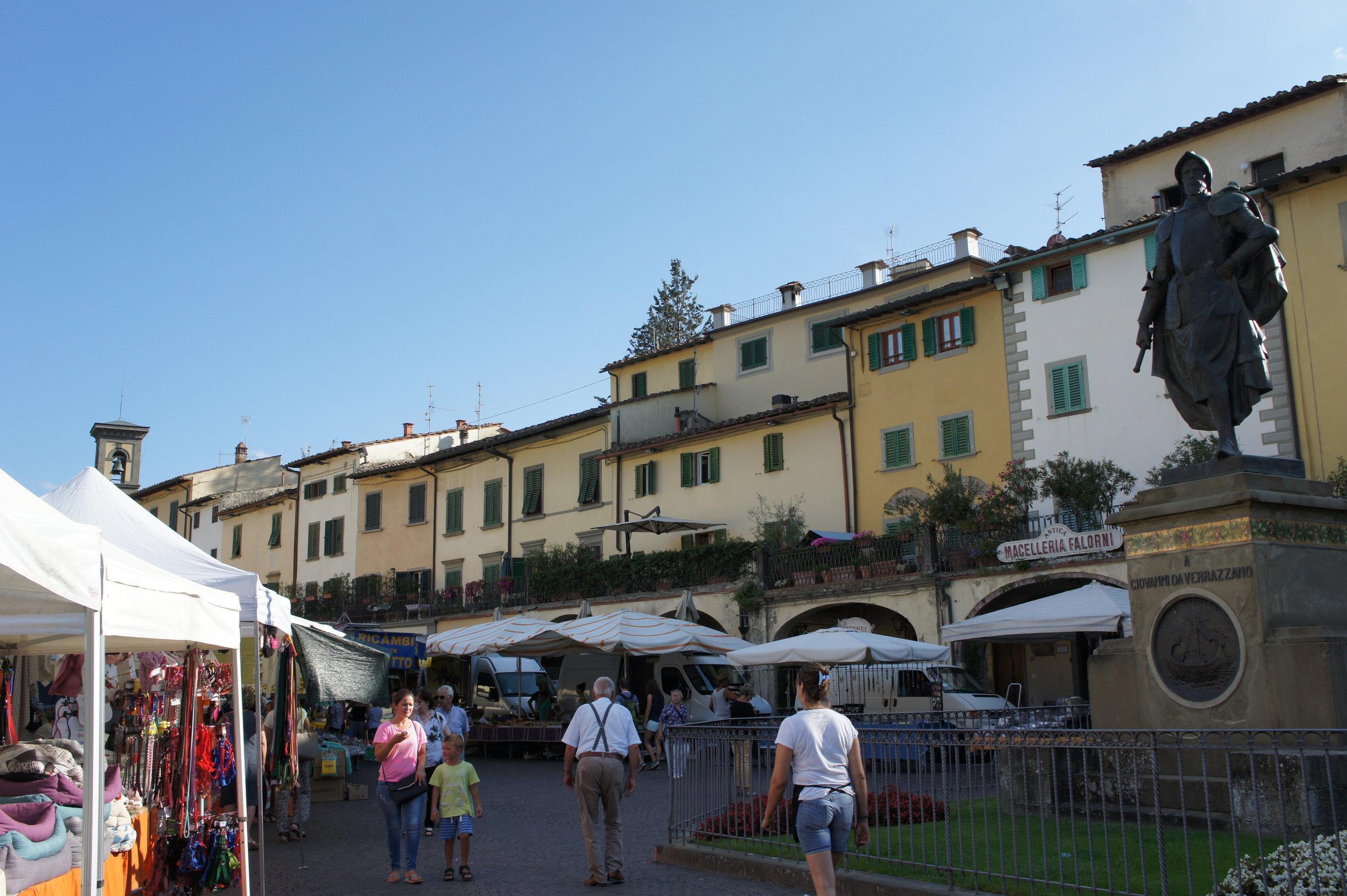 Greve in Chianti Italy - Claire Imaginarium