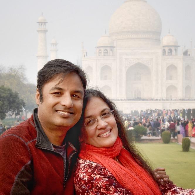 Nirmal and Jyoti of Story at Every Corner
