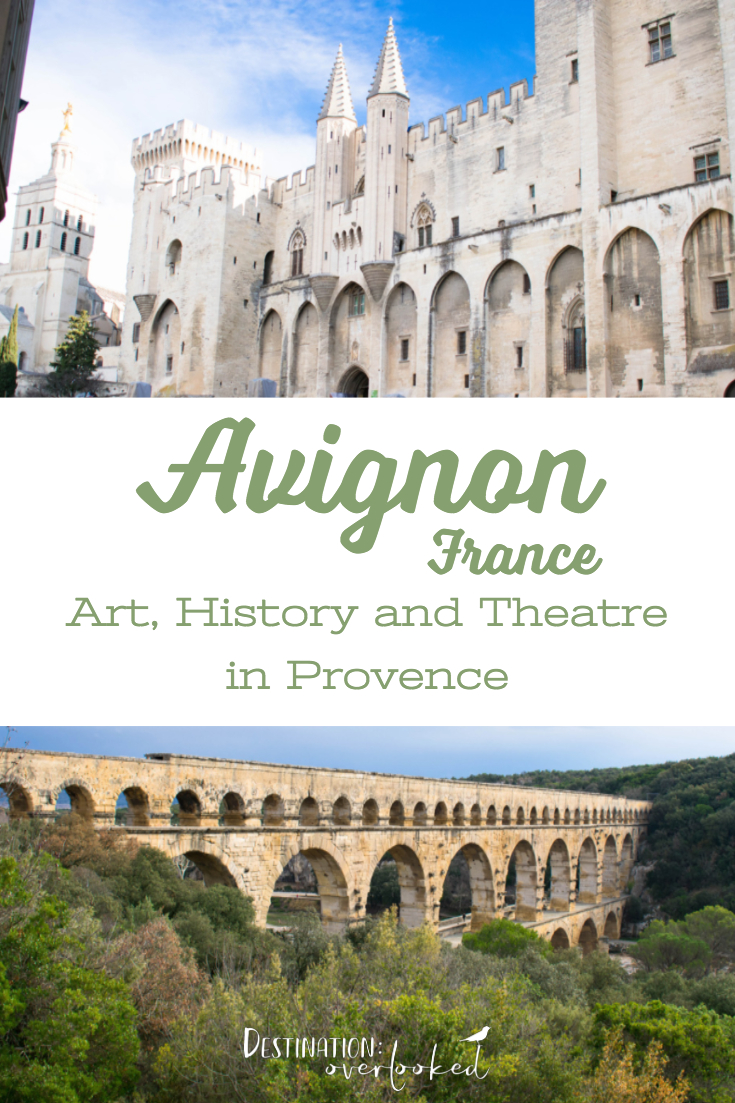 Avignon, France: History, Art and Theatre in Provence #france #Europe