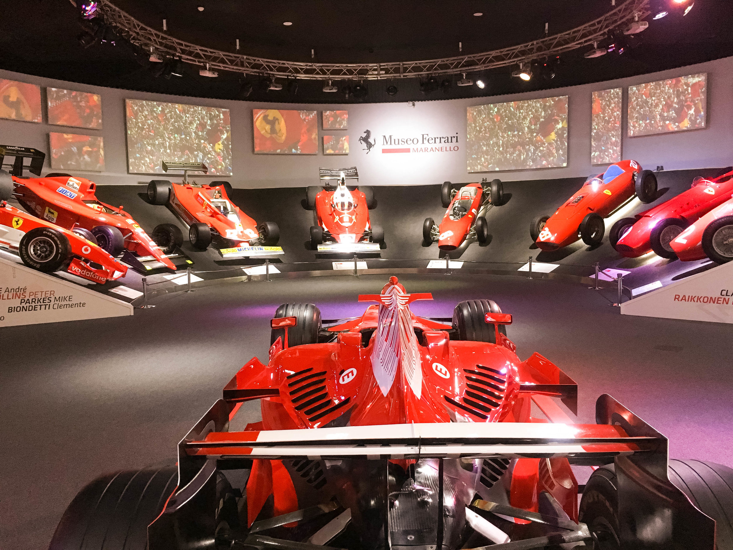 Try To Avoid These Overrated Tourist Attractions - Ferrari Museum Modena Destination Overlooked