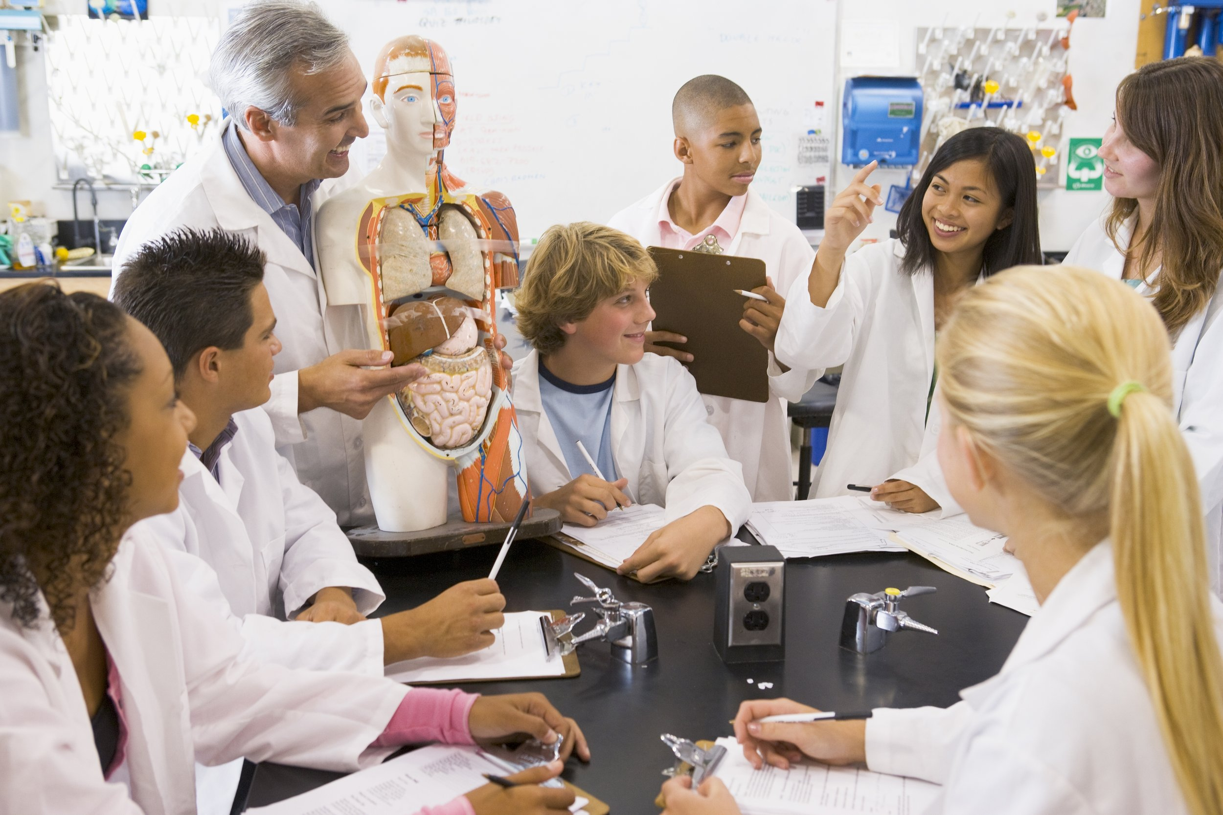 scienceteacher&students.JPG