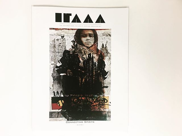 Just in: 60 copies of International Review of African American Art, Featuring Michael Platt and Reflections on his work and life by Tim Davis, FOR SALE at the opening @honfleurgallery TONIGHT! #michaelplatt #tonight #iraaa #internationalreviewofafricanamericanart #connectingspirits #artreview