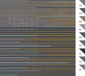 "C10292DX - FIELD / Half Drop - 36"" X 36"""