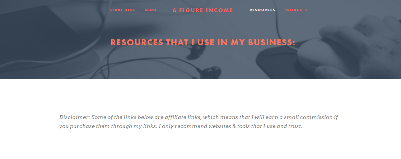 6 figure income resources