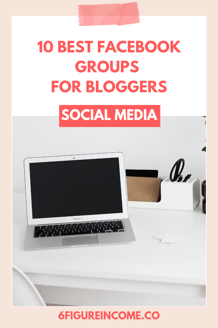 10 Best Facebook groups for bloggers