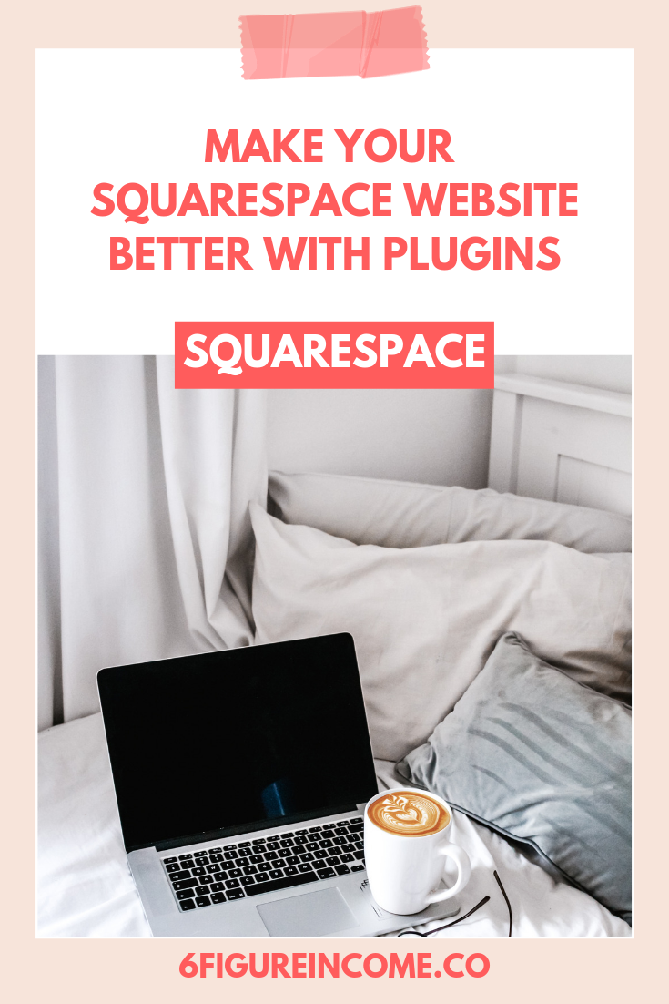Make your Squarespace website better with plugins