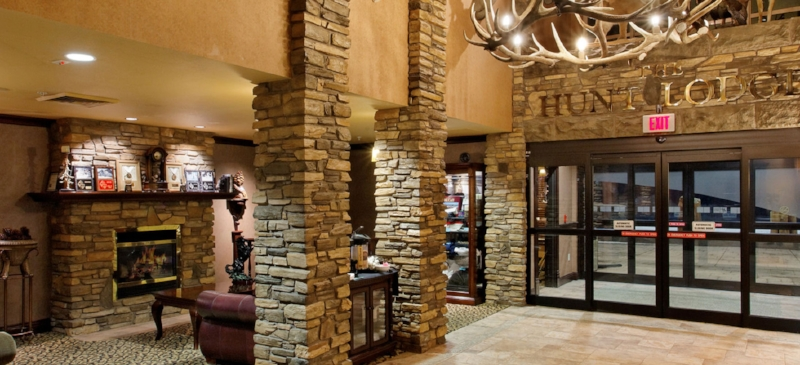 Hunt Lodge (Holiday Inn Express) - Hunt Lodge 208-634-4700
