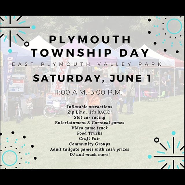 Check out our table at Plymouth Township Day this Saturday from 11am-3pm! More details @ https://www.libertimontco.org/main-calendar/2019/6/1/plymouth-meeting-township-day and https://www.plymouthtownship.org/greater-plymouth-community-center/monthly-events/plymouth-township-day-2/