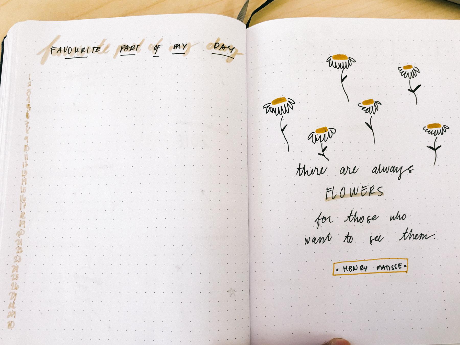 JUNE 2018 Bullet Journal Plan With Me | Gratitude Log