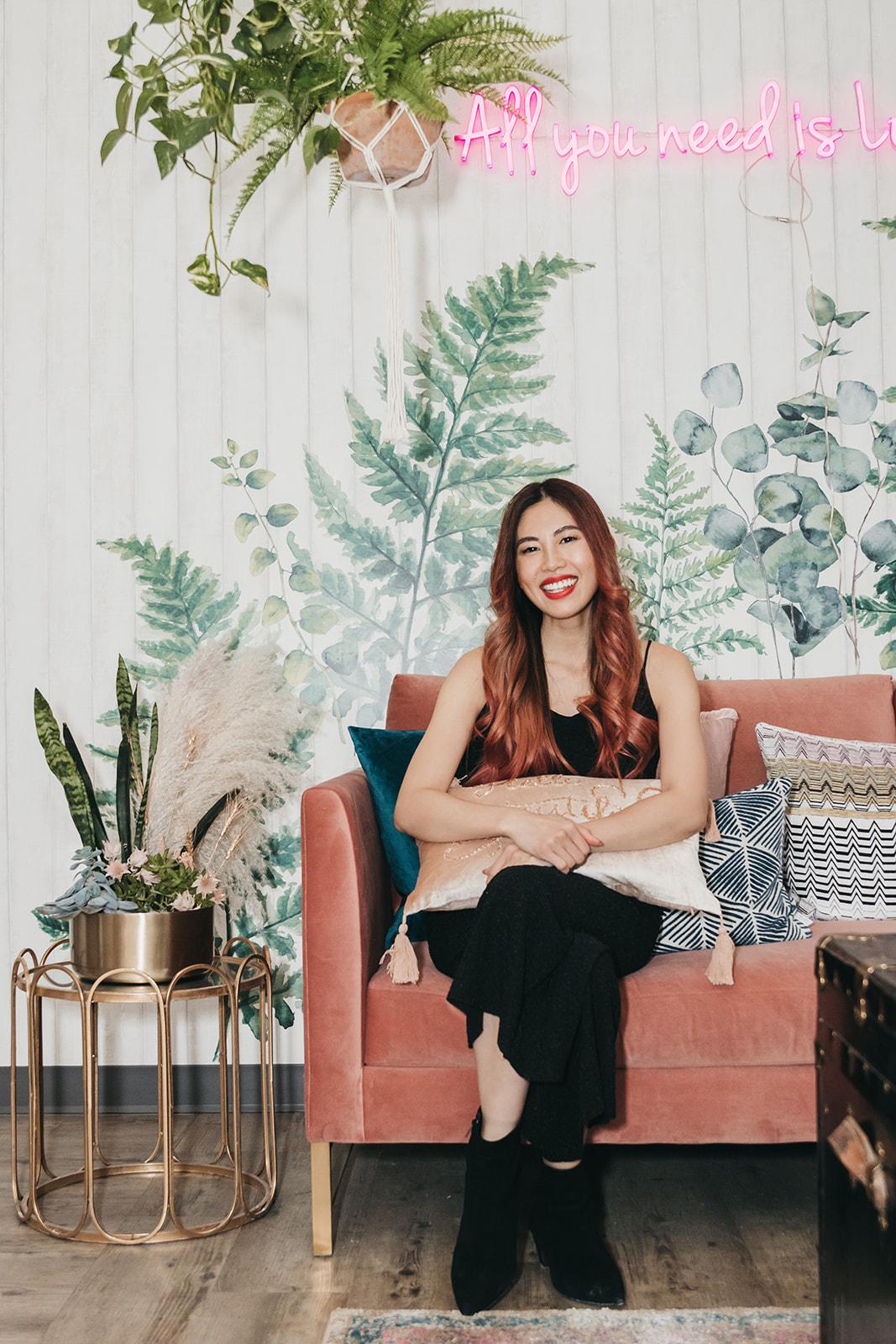 Tammy Keravie LashLoft | Photo by Nicole Constante | YEG Business