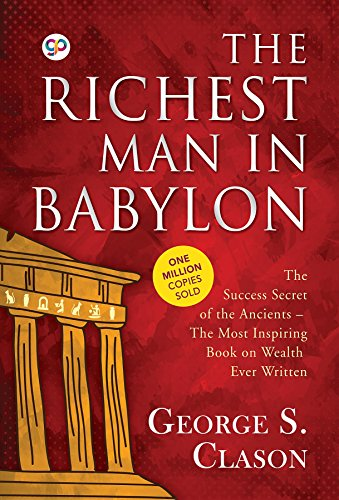 the richest man in babylon by george s. clason | Money Mindset Books.jpg