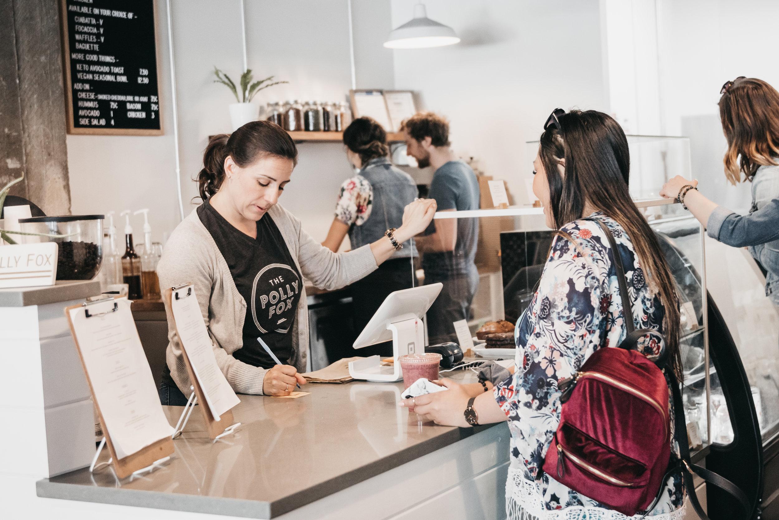 The Polly Fox Cafe & Bakery_Abbotsford_COAS | Photo by Nicole Constante.jpg