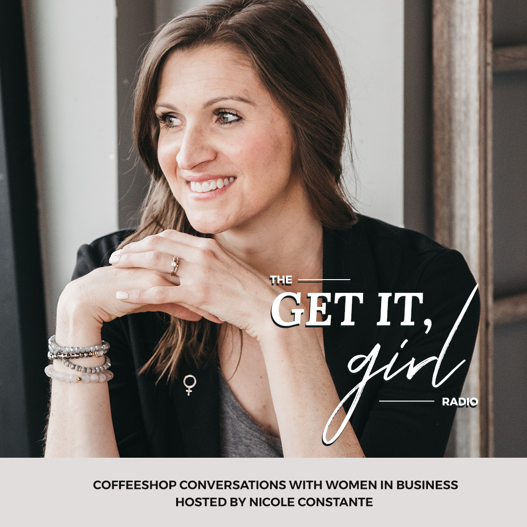 Ep. 5 How to Refine Your Services & Pivot In Business with Jocelyn Davison | The Get It Girl Radio | Podcast