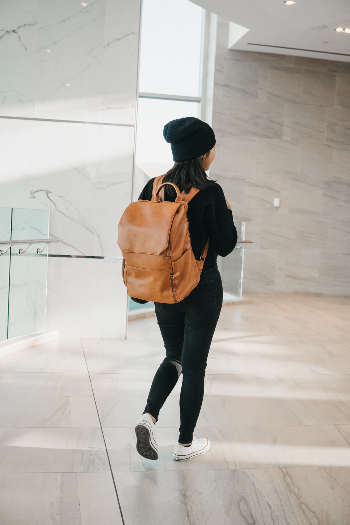 Atlas Supply Co The Minimalist Bag in Penny Review | Nicole Constante-8.jpg