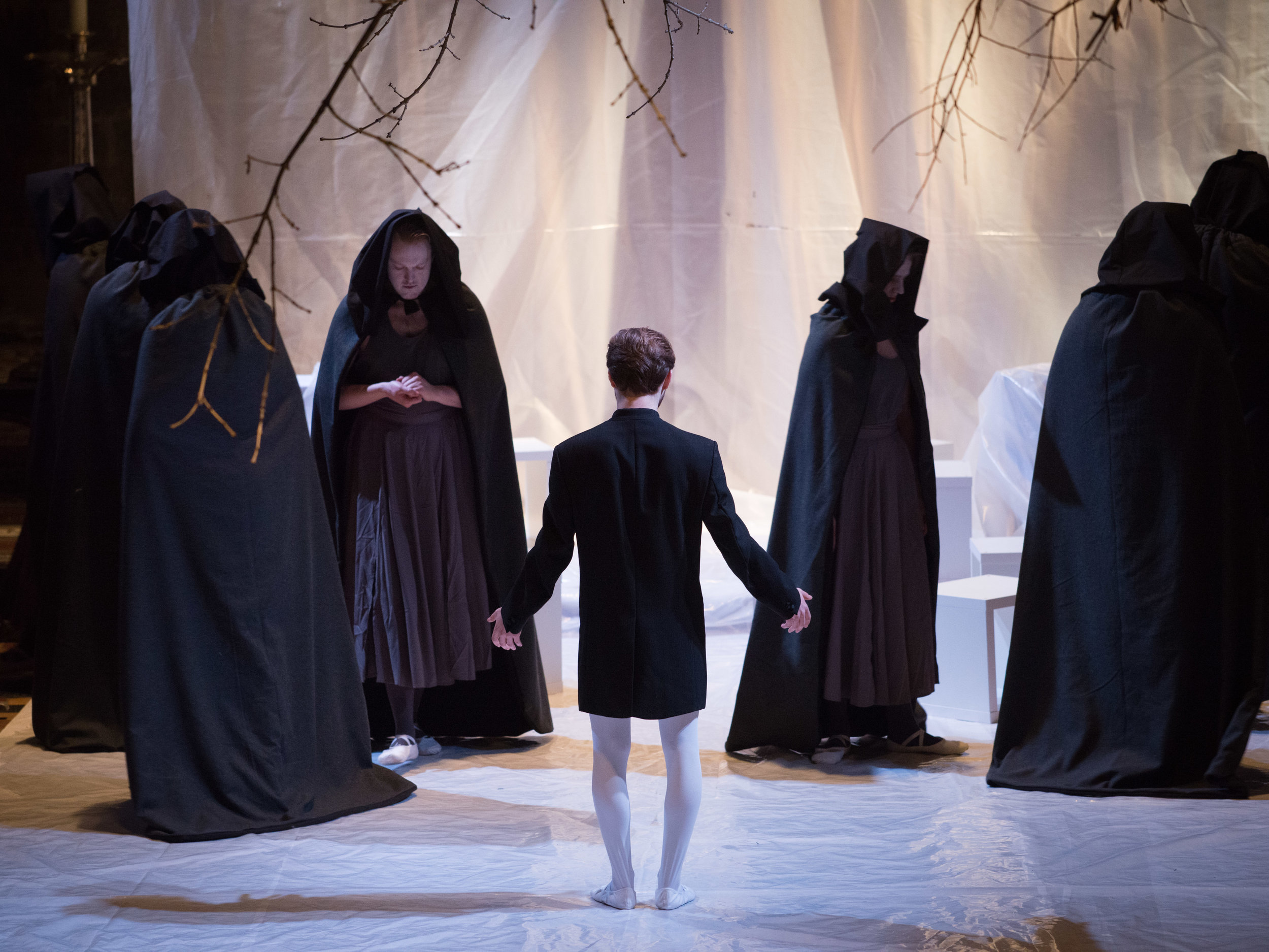 """What they said - """"Atmospheric and sensitively performed, its emotional impact was out of proportion to its scale."""" – Richard Bratby, The Spectator""""A beautiful, dedicated and moving production""""– Rupert Christiansen, Opera Critic for The Telegraph"""