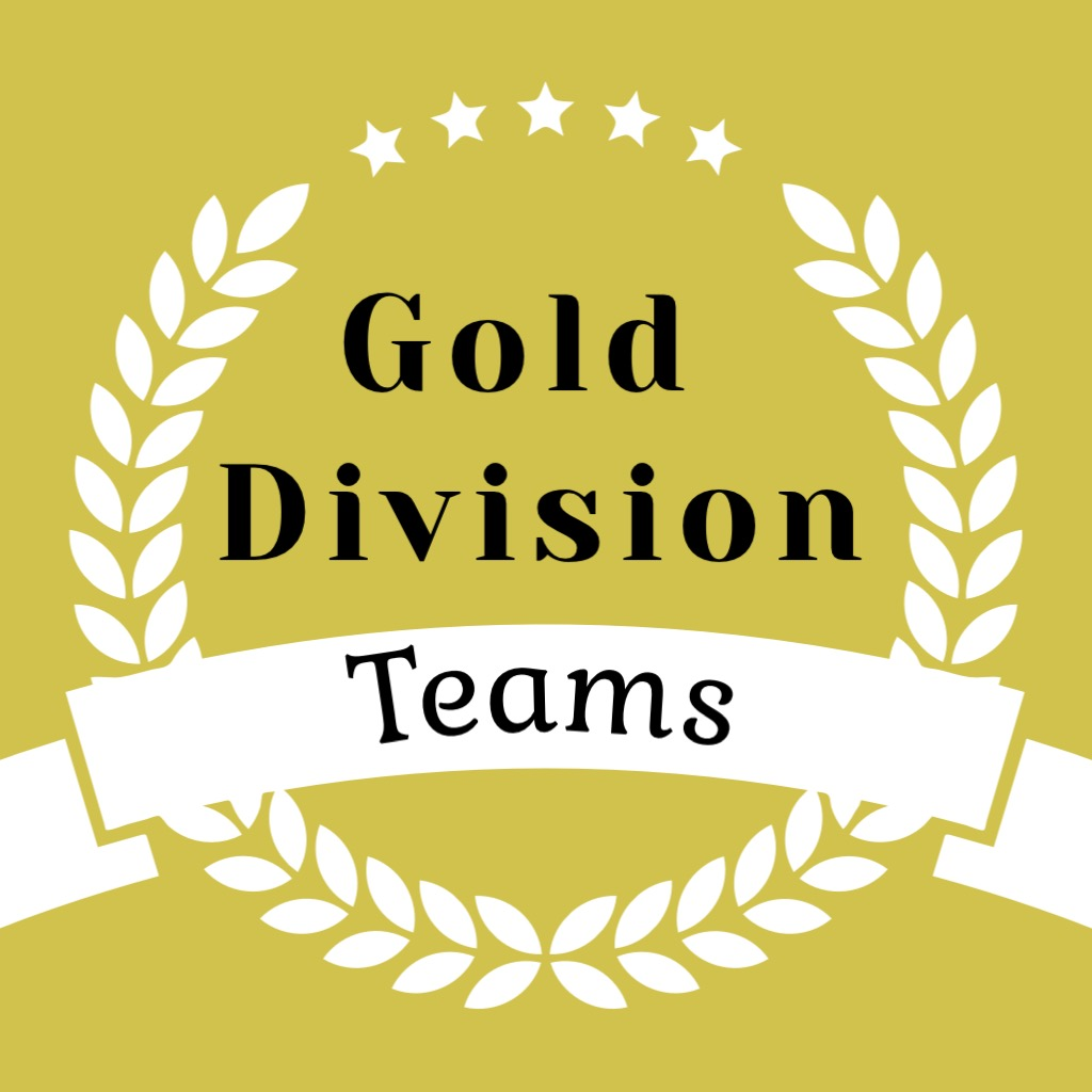 Gold division teams.JPG