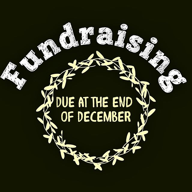 FUNDRAISING DUE BY THE END OF DECEMBER! If you'd love to offset some parts of your dues or even your entire dues then click on our website and you'll find all of the paperwork you need to intact businesses for donations. Don't forget to mention their business name will be printed onto the back of our sweatshirts we will wear to every tournament, which is excellent advertisement for their business. Also important to note for businesses is that their donation will be tax deductible!  Business checks donated to you need to be sent to Kaitlyn Zarpentine, which you can find her address on our website under the fundraiser section. (NOTE: please do NOT mail Kaitlyn Zarpentine your club fees. We will have a section on the website you can pay your club fees to.) Thank you everyone for you participation!
