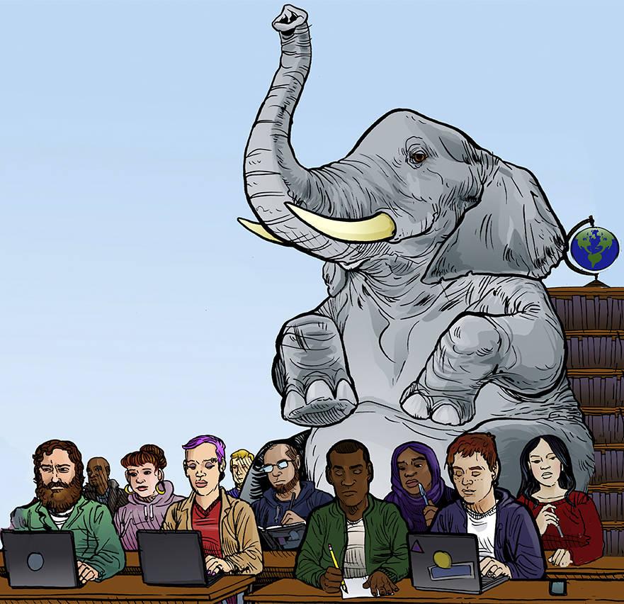 Meet the Despised and Emboldened College Republicans of UW -