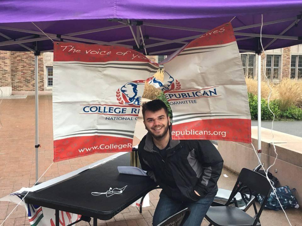 College Republicans' DACA event threatened, vandalized at UW -