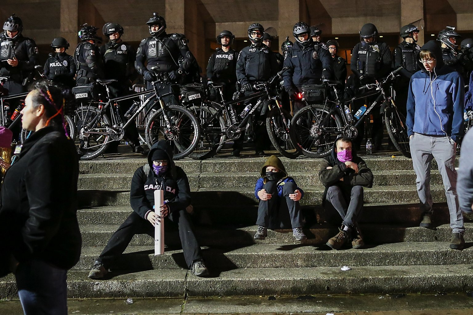 College Republicans threaten to sue UW over $17,000 security fee for Saturday rally -