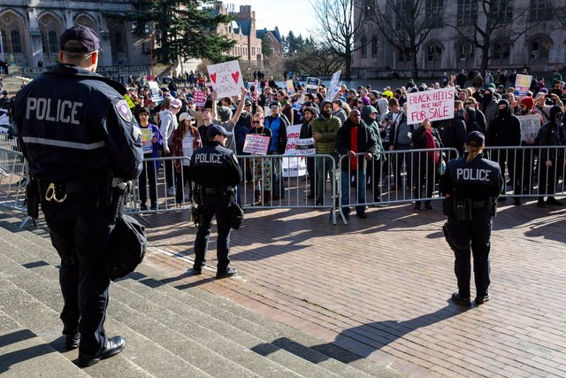 UW to pay $122,500 in legal fees in settlement with College Republicans over free speech -