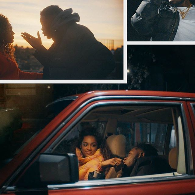 """Frames from @yxngbane 's new music video """"Needed Time"""". Directed by @salim_adam  #stvdiumlondon"""