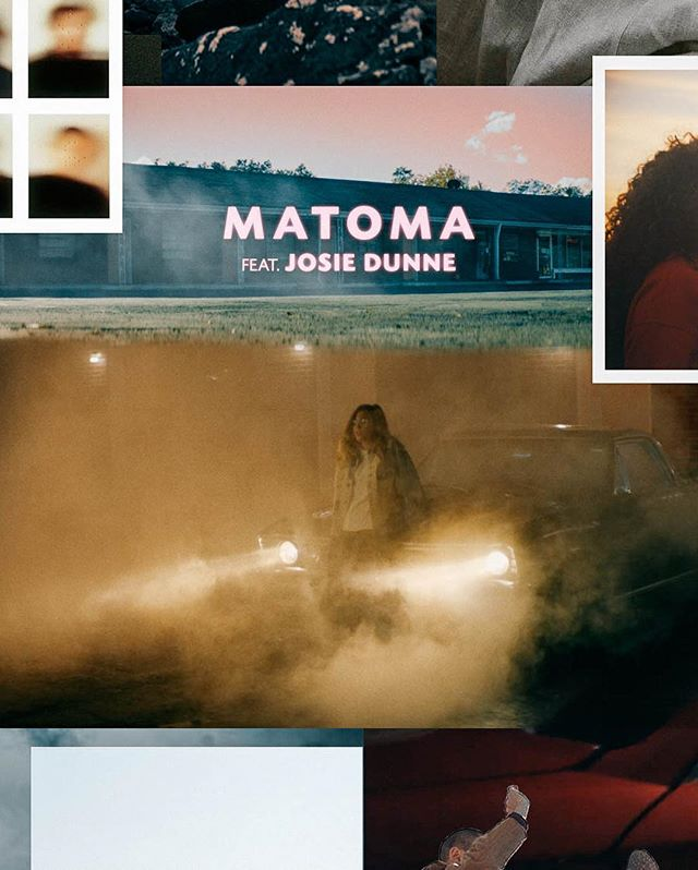 """If you haven't seen our new music video, check it out on our IGTV. 📺 @matoma feat. @josiedunne """"Sunday Morning"""" Directed by @ericmaldin • • • • • DP: @minka_farthing_kohl  Producer: @jeffreyschroederfanpage  Edit: @pauly06  Color: @ariannashiningstar  #matoma #film #musicvideo #newyork #production #anamorphic #edm #director"""