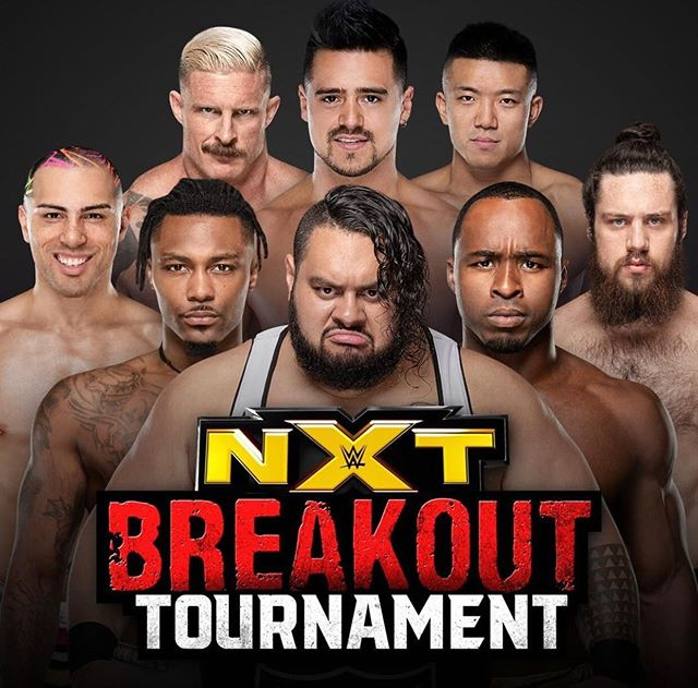 I will make my @wwenxt debut NEXT WEEK in the 1st round of the NXT Breakout Tournament. Dont miss it! Wednesday, June 26 at 8 pm EST on WWE Network. #LetsGoWilde