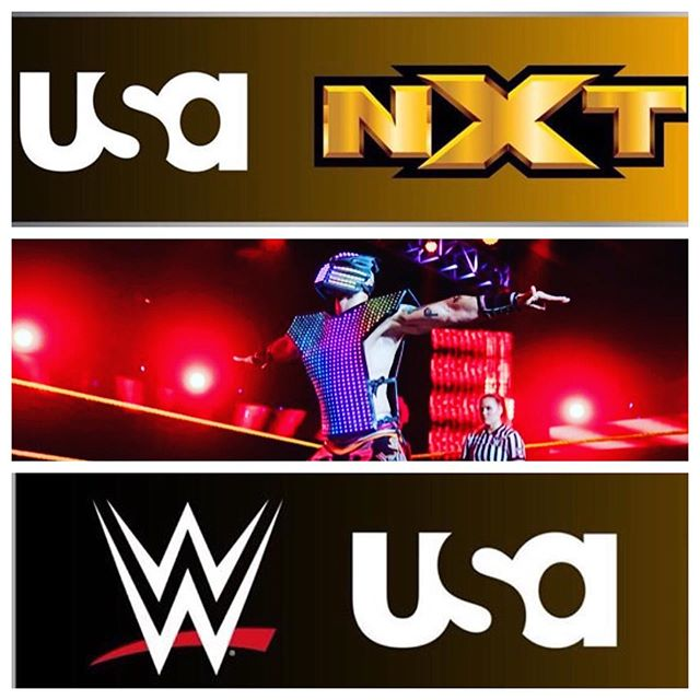 big news! @wwenxt is moving to @usa_network and going LIVE every Wednesday night starting Sept 18 😱