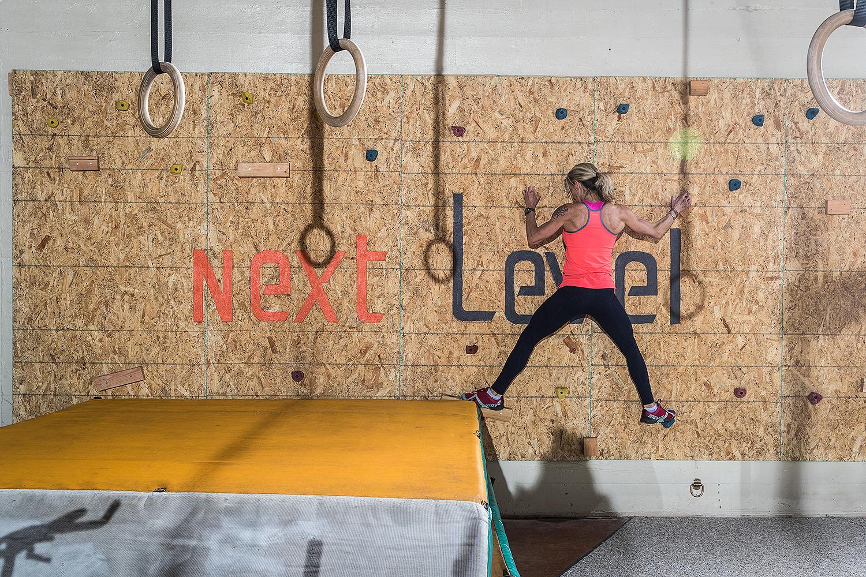 Next Level Fitness Training  1600 N.E. Diamond Lake Boulevard, Roseburg. 541-260-8825  iamnextlevelfit.com