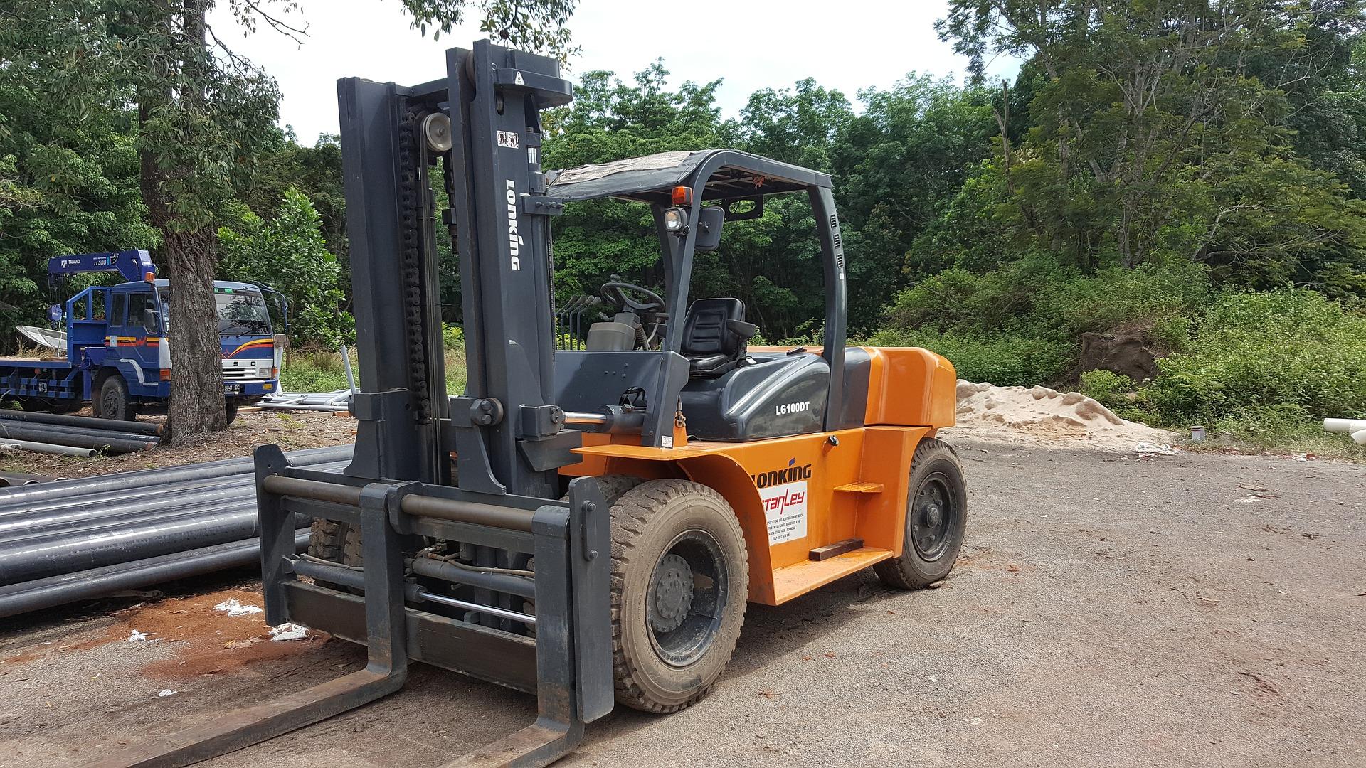 OSHA Forklift Safety Tools -