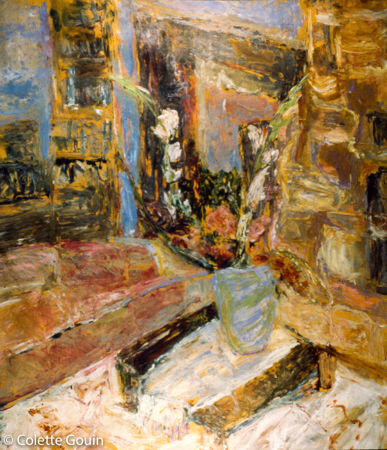 Interior with Table