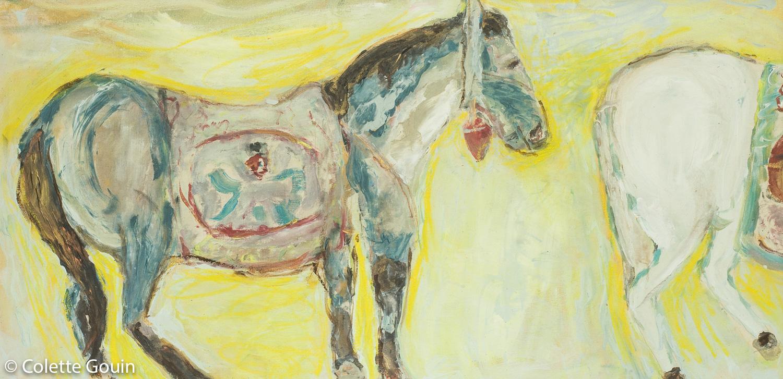 Yellow Horses 2
