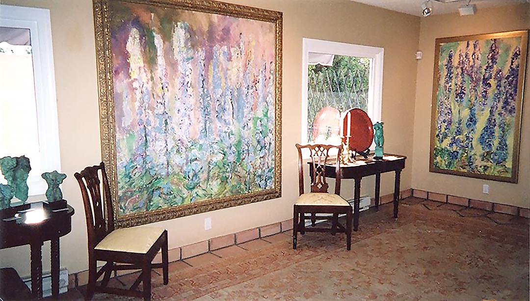 2002 Pollock Gallery, Santa Barbara