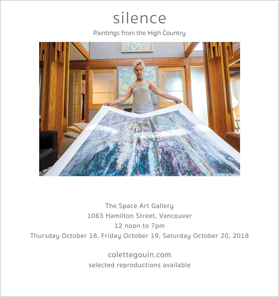 Silence Invitation