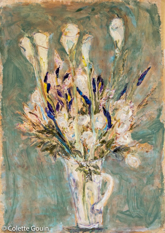 Irises Closed