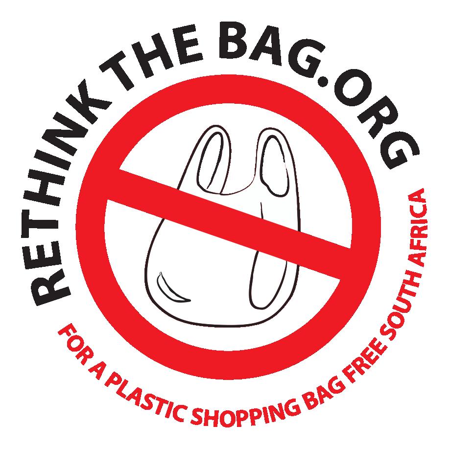 Rethink the bag.org logo - Raisingawareness about harmful  plastic bags