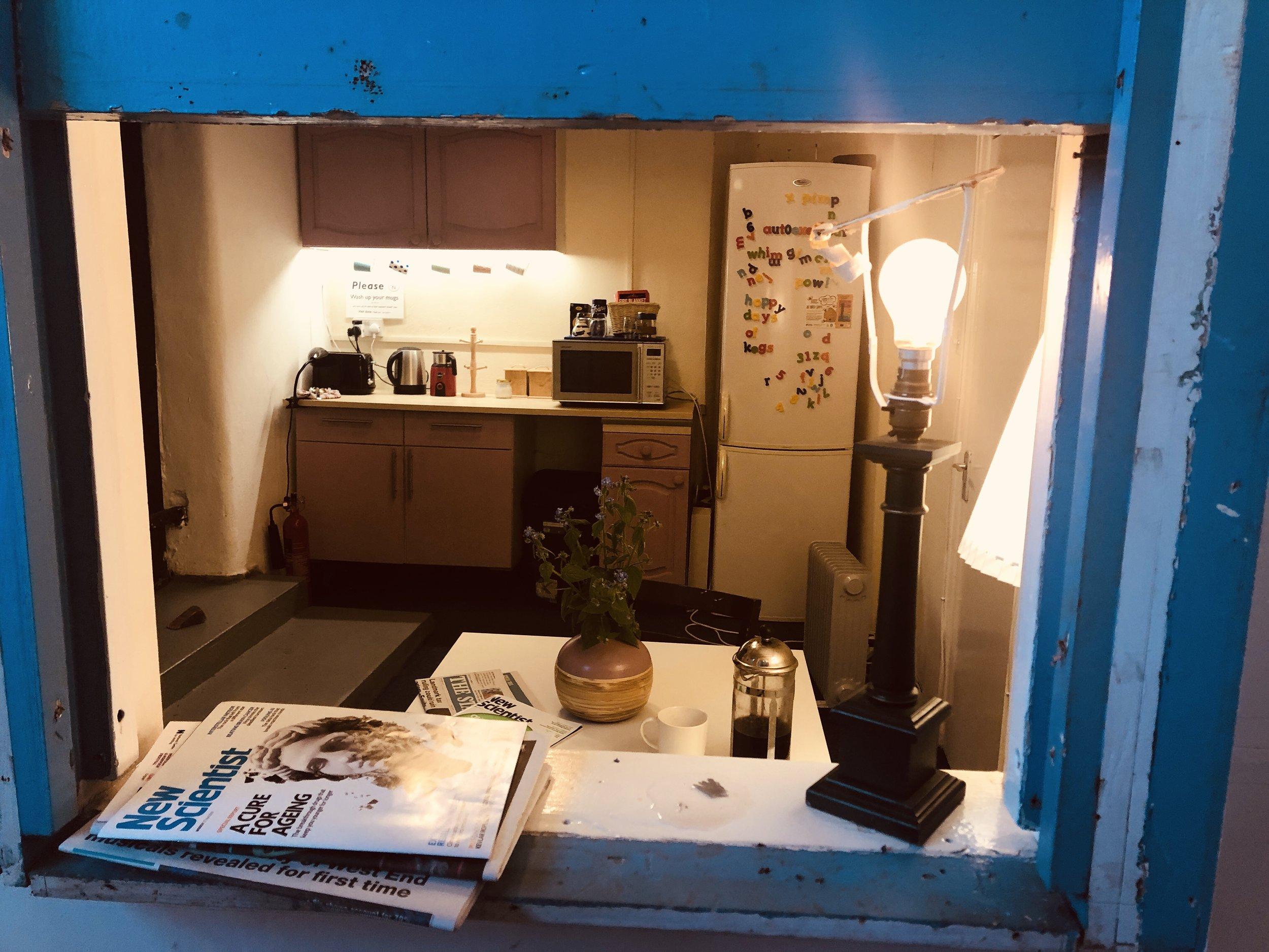 Cosy Kitchen -