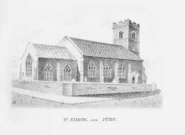 A sketch from 1858(North) -
